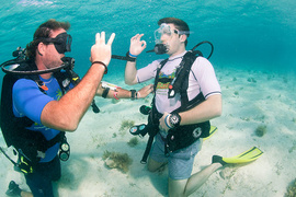 Open Water Certification | Cayman