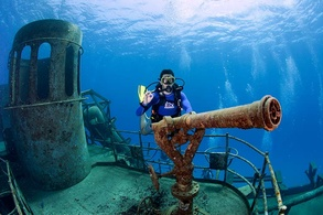 Fun Diving Experience | Wreck Diving